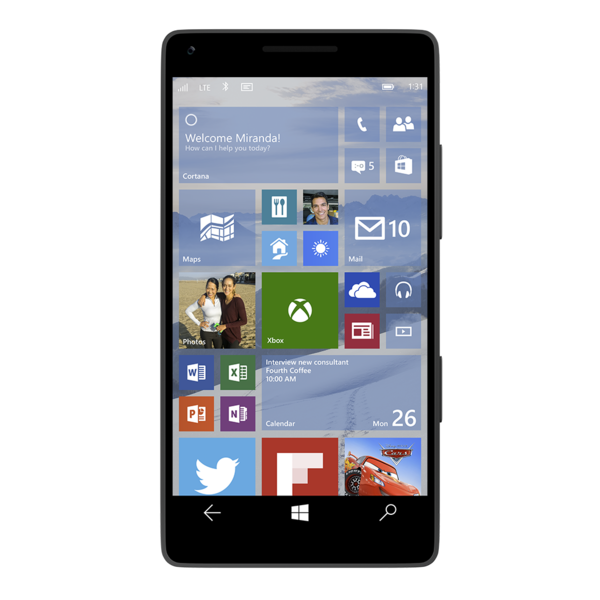Windows Phone смартфон