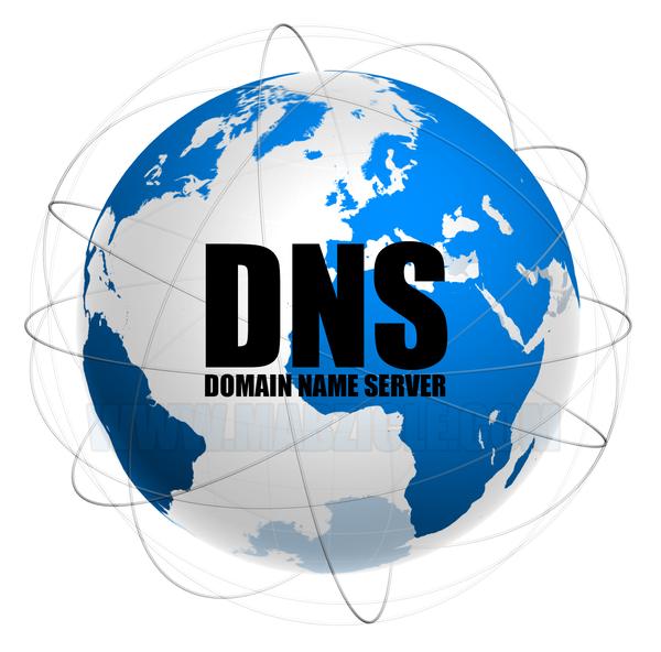 DNS (Domain Name Server) - сеть доменов, содержащая сочетания адреса и название сайта